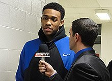 Jabari Parker Interview Photo