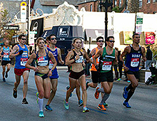 Chicago Marathon Photo