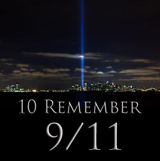 9/11 Page Graphic