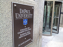 DePaul Loop Photo